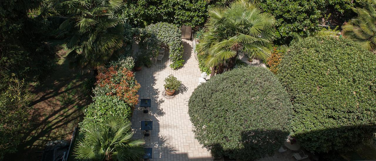 Hotel-con-giardino-milano